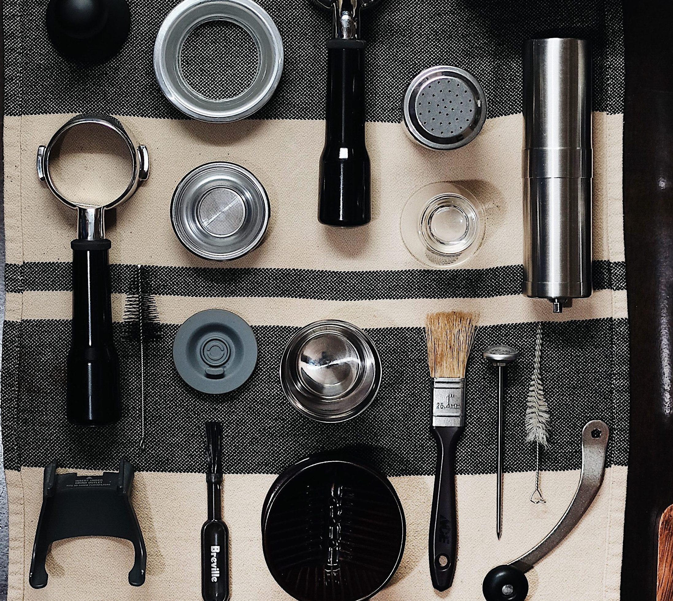 Etwas Neues genug Kaffeemühle reinigen - Hausmittel oder Reiniger ? | So geht's #AI_58