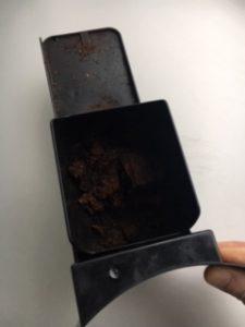 Auffangbehälter der Impressa C von Jura