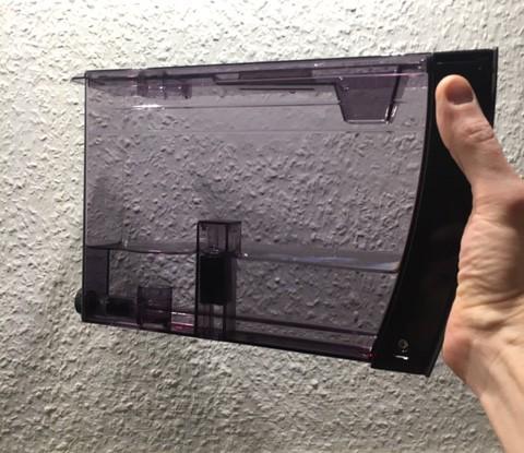 Wasserkank kann mit einem Wasserfilterausgestattet werden